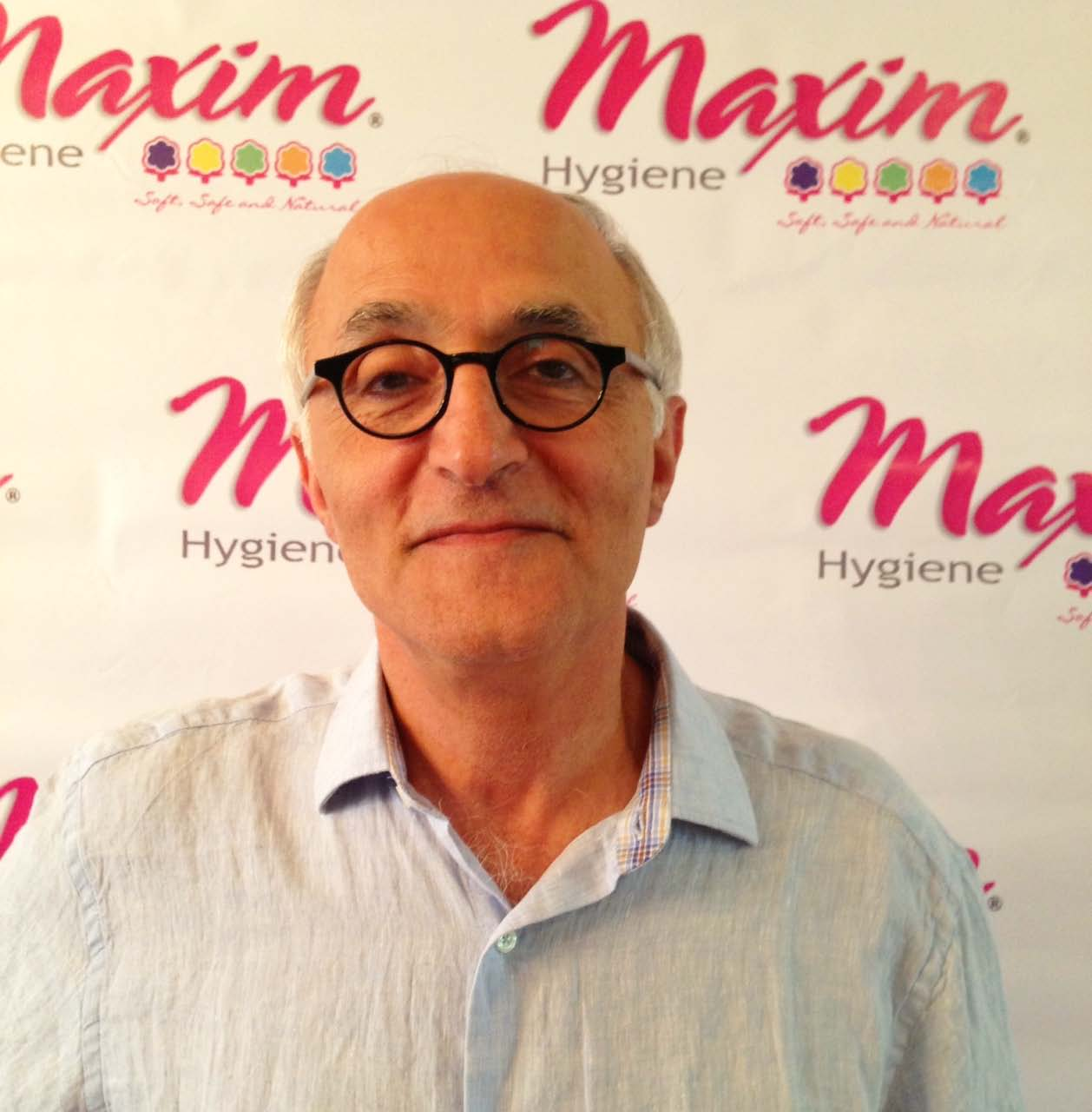 Kenneth Alvandi, Maxim Hygiene Products, Founder and CEO